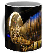 Space Rocket Thrust Engine Coffee Mug