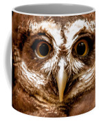 Spectacled Owl  Coffee Mug