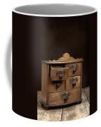 Spice Cabinet Coffee Mug