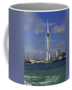 Spinnaker Tower Coffee Mug