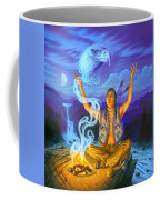 Spirit Of The Eagle Coffee Mug