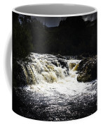 Splashing Australian Water Stream Or Waterfall Coffee Mug