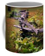 Split Rail Coffee Mug