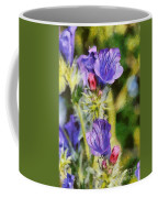 Spring Wild Flower Coffee Mug