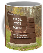 Sproul State Forest Coffee Mug
