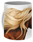 Spun Gold Coffee Mug
