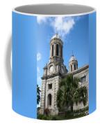 St Johns Cathedral Antigua Coffee Mug