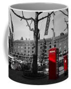 St Katherine's Dock Coffee Mug