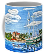 St Lawrence Waterway 1000 Islands Coffee Mug