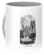 St. Louis High School - 1874 Coffee Mug
