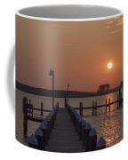 St Marys County Maryland Sunrise Coffee Mug
