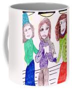Stage Fright Coffee Mug