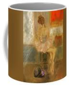 Stage Left Coffee Mug