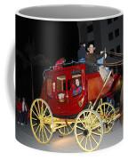 Stagecoach Coffee Mug