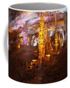 Stalactite Cave Coffee Mug