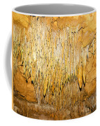 Stalactite Formations In Florida Coffee Mug