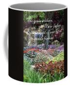 Stands Forever Coffee Mug