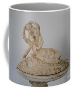 Statue In The Temple Of Good Will Coffee Mug