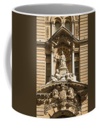 Statue Of Queen Victoria At Town Hall Of Sydney Australia Coffee Mug