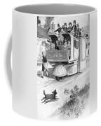 Steam Carriage, 1832 Coffee Mug