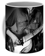 Stella Burns Live Monochrome Coffee Mug