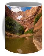 Stevens Arch - Escalante River - Utah Coffee Mug