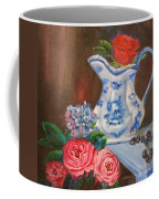 Rose And Pitcher Jenny Lee Discount Coffee Mug