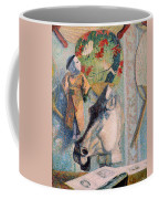 Still Life With Horse's Head Coffee Mug