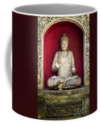 Stone Statue Of Buddha In Bali Indonesia Coffee Mug