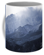 Stormy Peak Coffee Mug