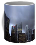 Stormy Singapore Coffee Mug