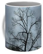 Stormy Trees Coffee Mug