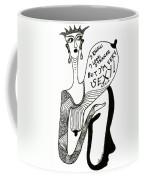 Strange But Sexy Coffee Mug