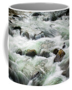 Stream Great Smoky Mountains  Coffee Mug