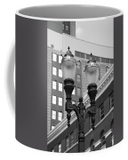 Streetlights - Lansing Michigan Coffee Mug