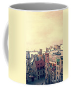 Streets Of Old Quebec City Coffee Mug