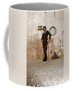 Streets Of The Old Coffee Mug