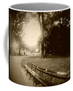 Strolling Through The Park Coffee Mug