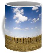 Strung Up Foxes Coffee Mug