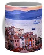 St.tropez At Sunset Coffee Mug