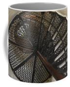 Sturgeon Point Lighthouse Spiral Staircase Coffee Mug