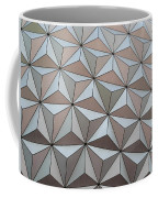 Sub Triangles Coffee Mug
