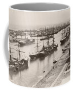 Suez Canal Port Said Coffee Mug