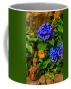 Summer Flower Garden Coffee Mug
