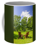 Summer Relaxing Coffee Mug