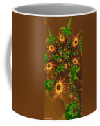Summer's Last Sunflowers Coffee Mug