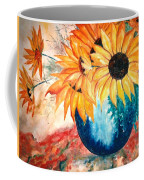 Sun Flower Coffee Mug