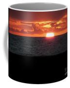 Sun Over Sea  Coffee Mug