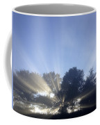 Sun Rays Coffee Mug by Les Cunliffe