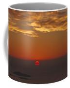 Sun Sinking Coffee Mug